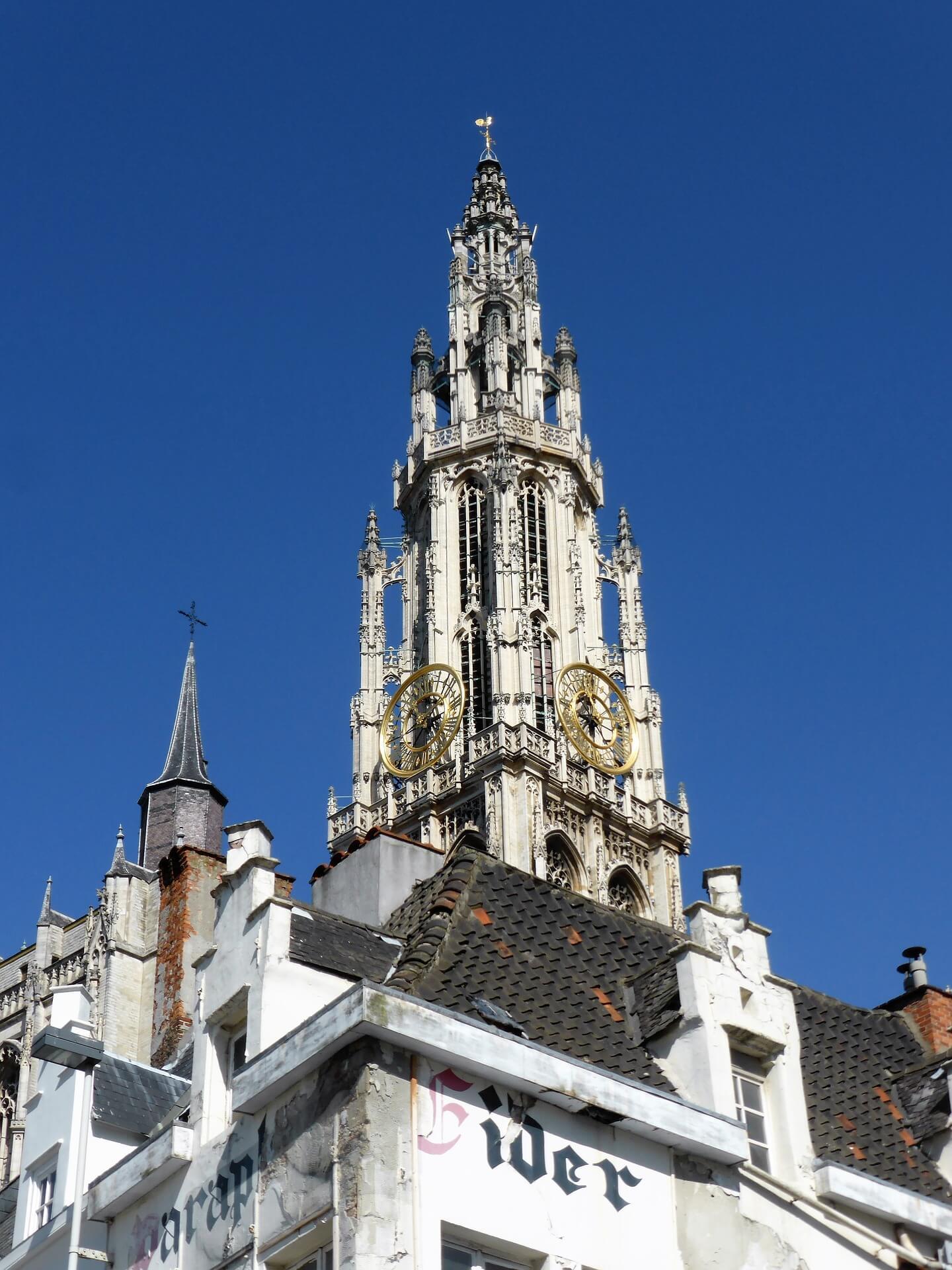 Rental Car in Antwerp 4