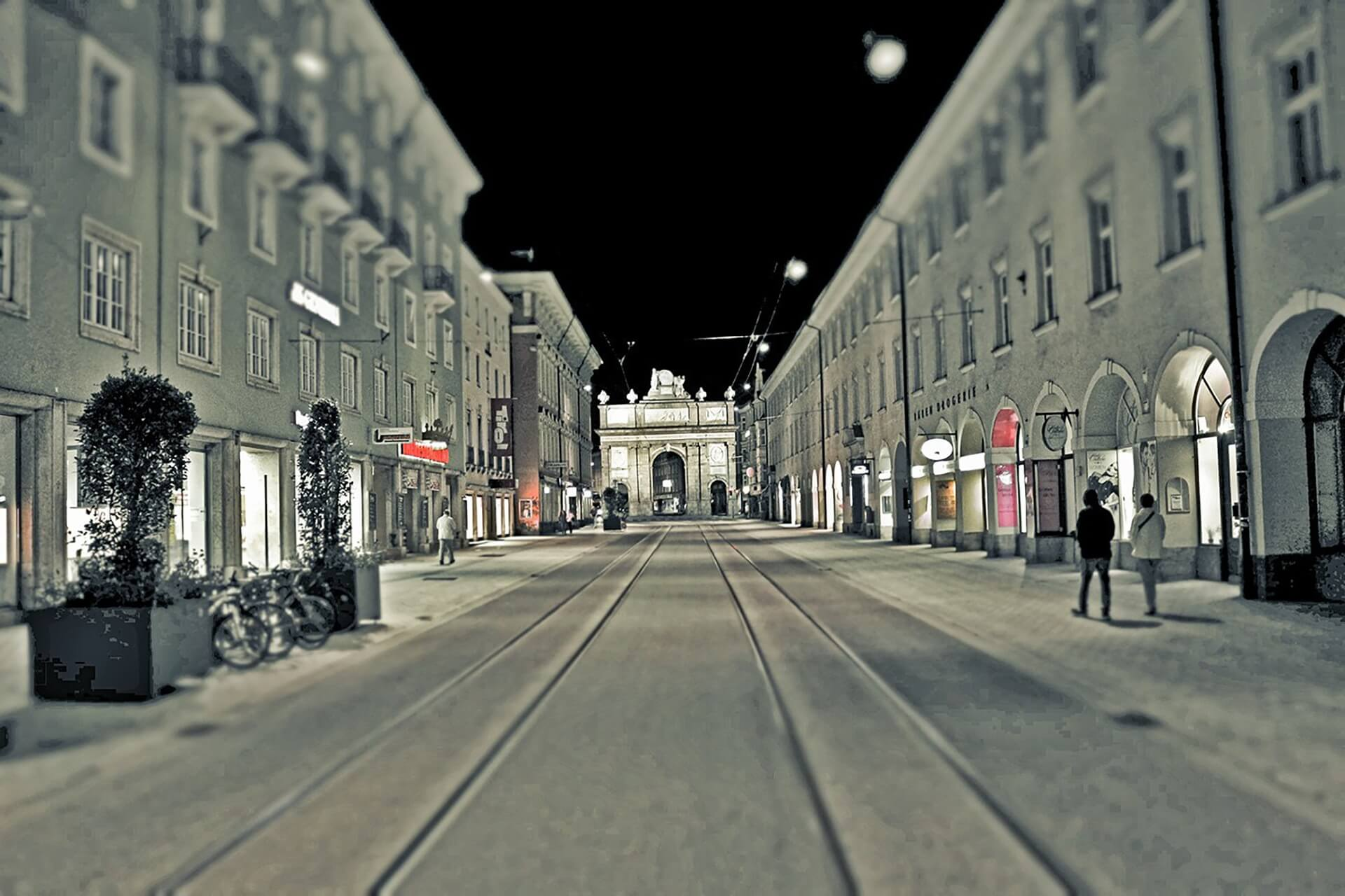 Rental Car in Innsbruck 2