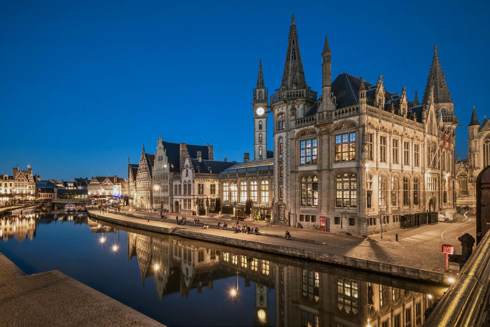 International Driving Permit in Belgium 2