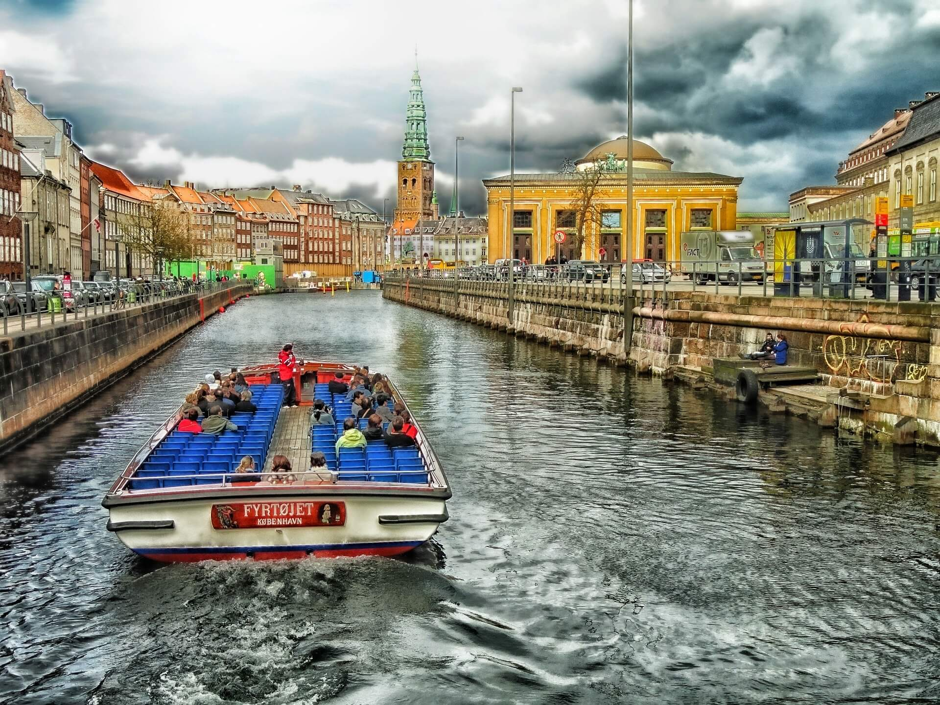 International Driving Permit in Denmark 2