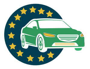 Rent A Car For Europe - Logo