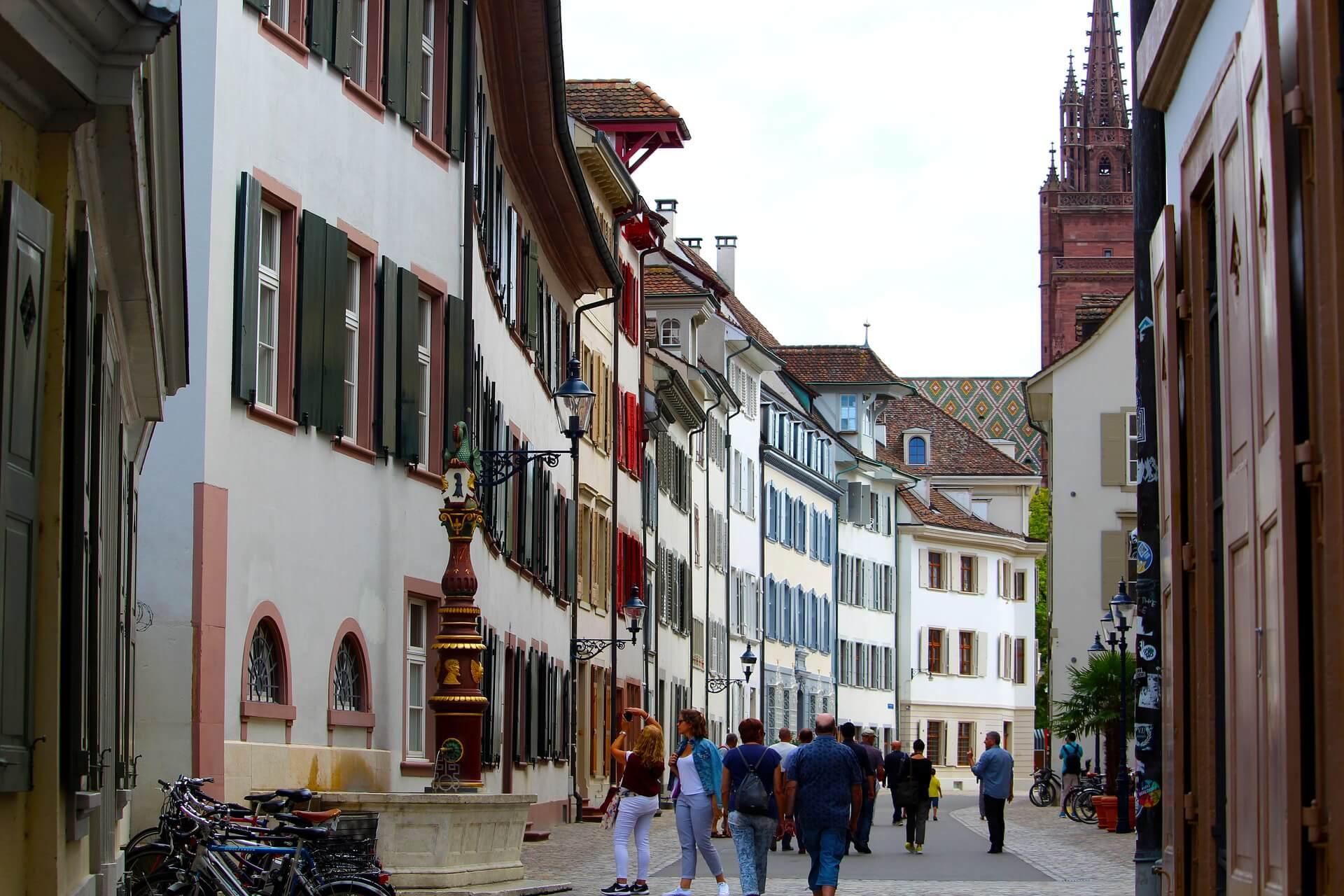 Rental Car in Basel 3