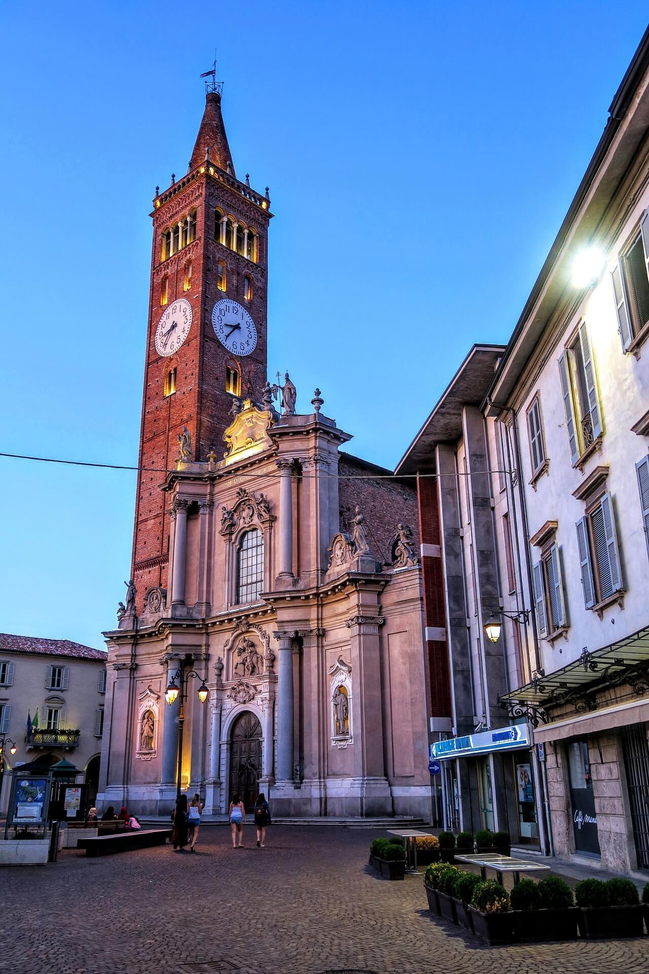 Rental Car in Bergamo 1