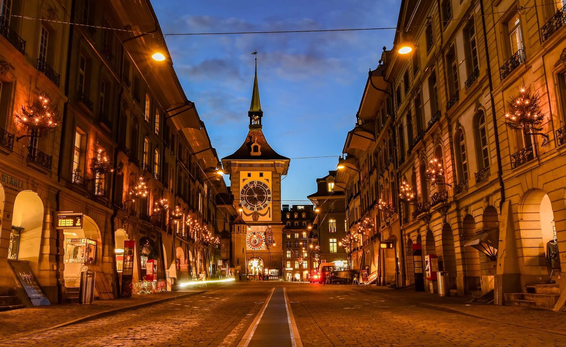 Rental Car in Bern 4