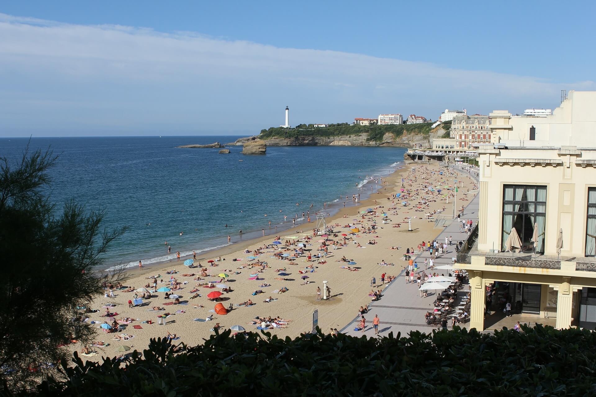 Rental Car in Biarritz 4