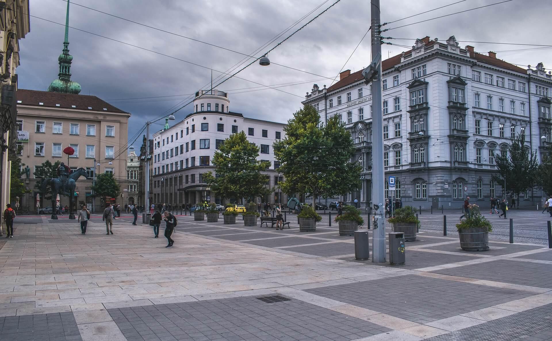 Rental Car in Brno 3