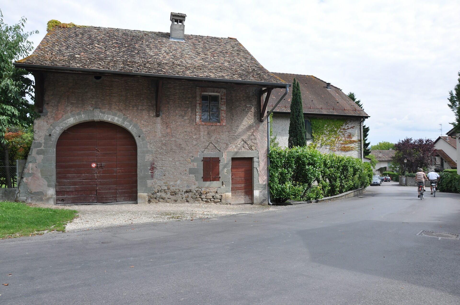 Rental Car in Geneva 3