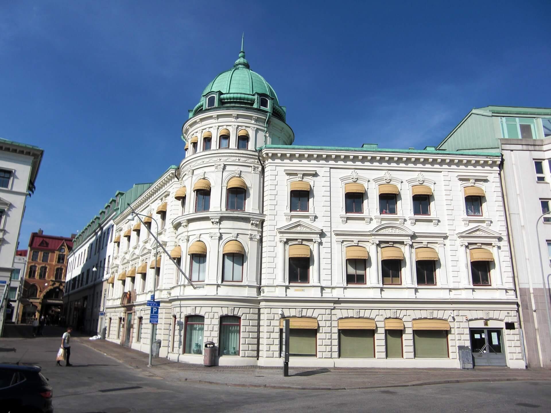 Rental Car in Gothenburg 4