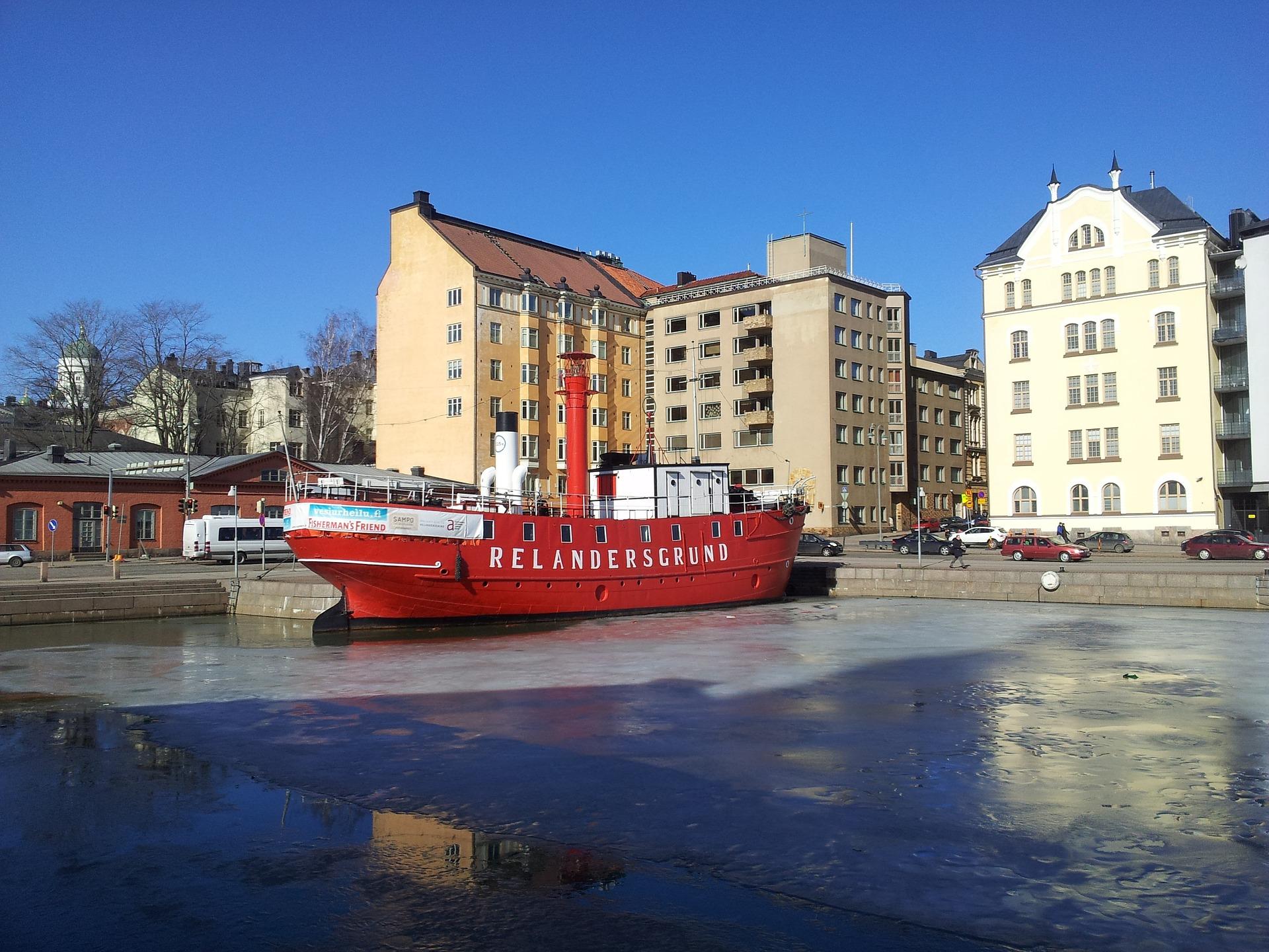 Rental Car in Helsinki 3