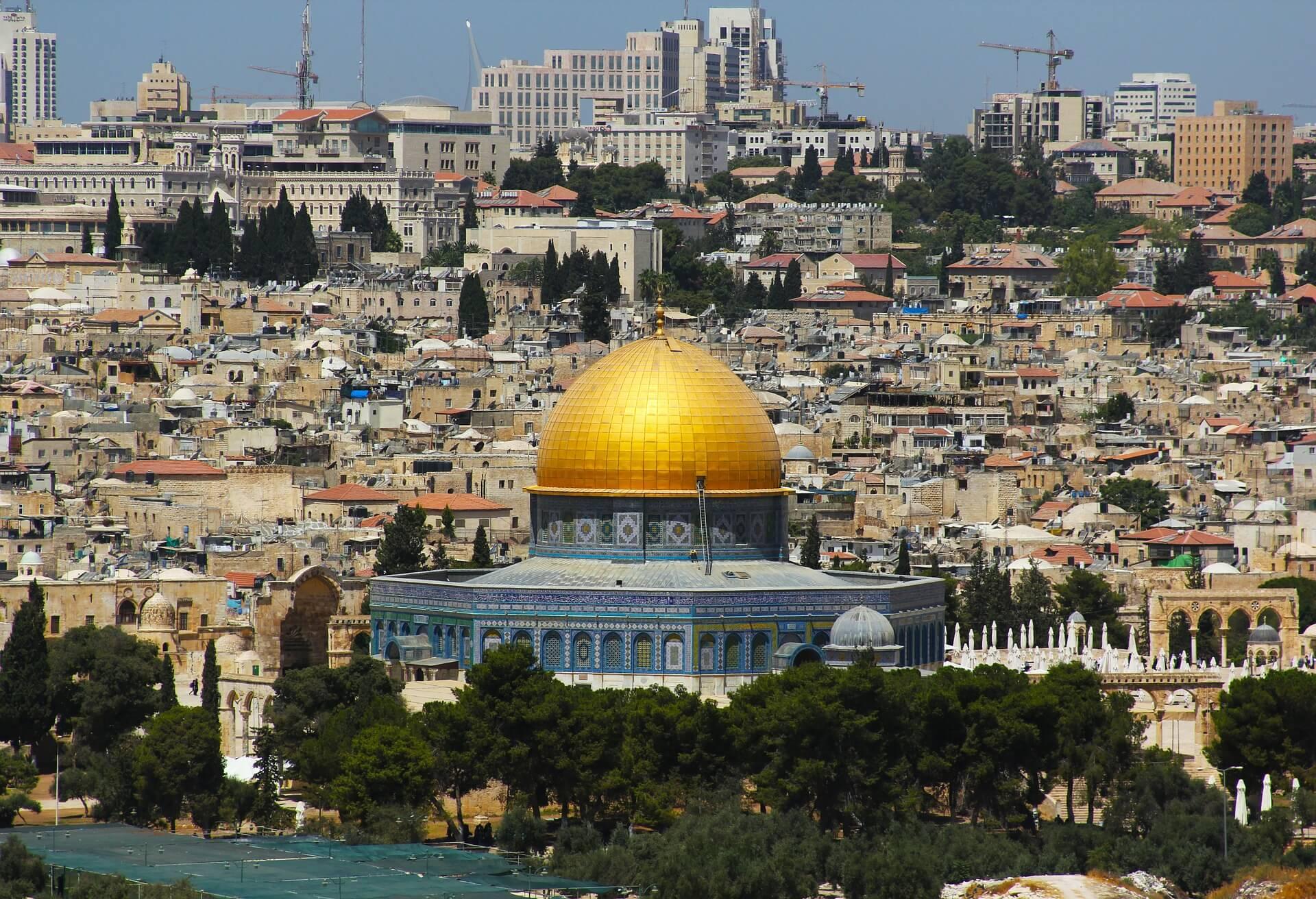 Rental Car in Jerusalem 2