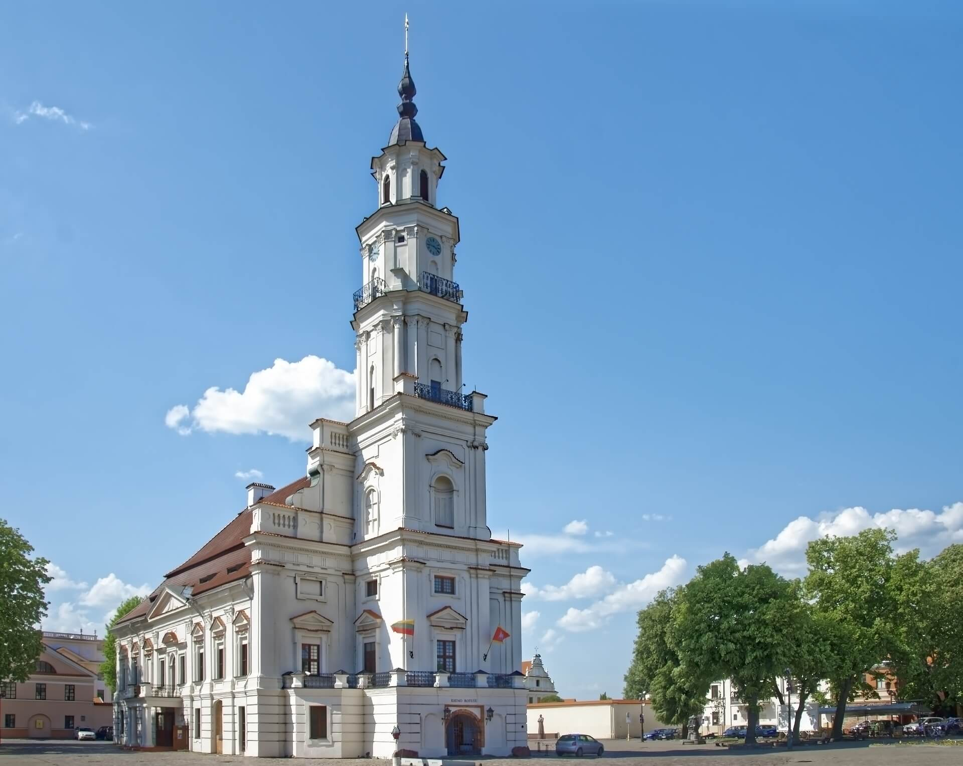 Rental Car in Kaunas 2