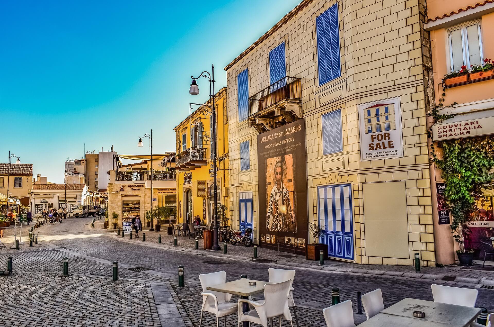 Rental Car in Larnaca 3