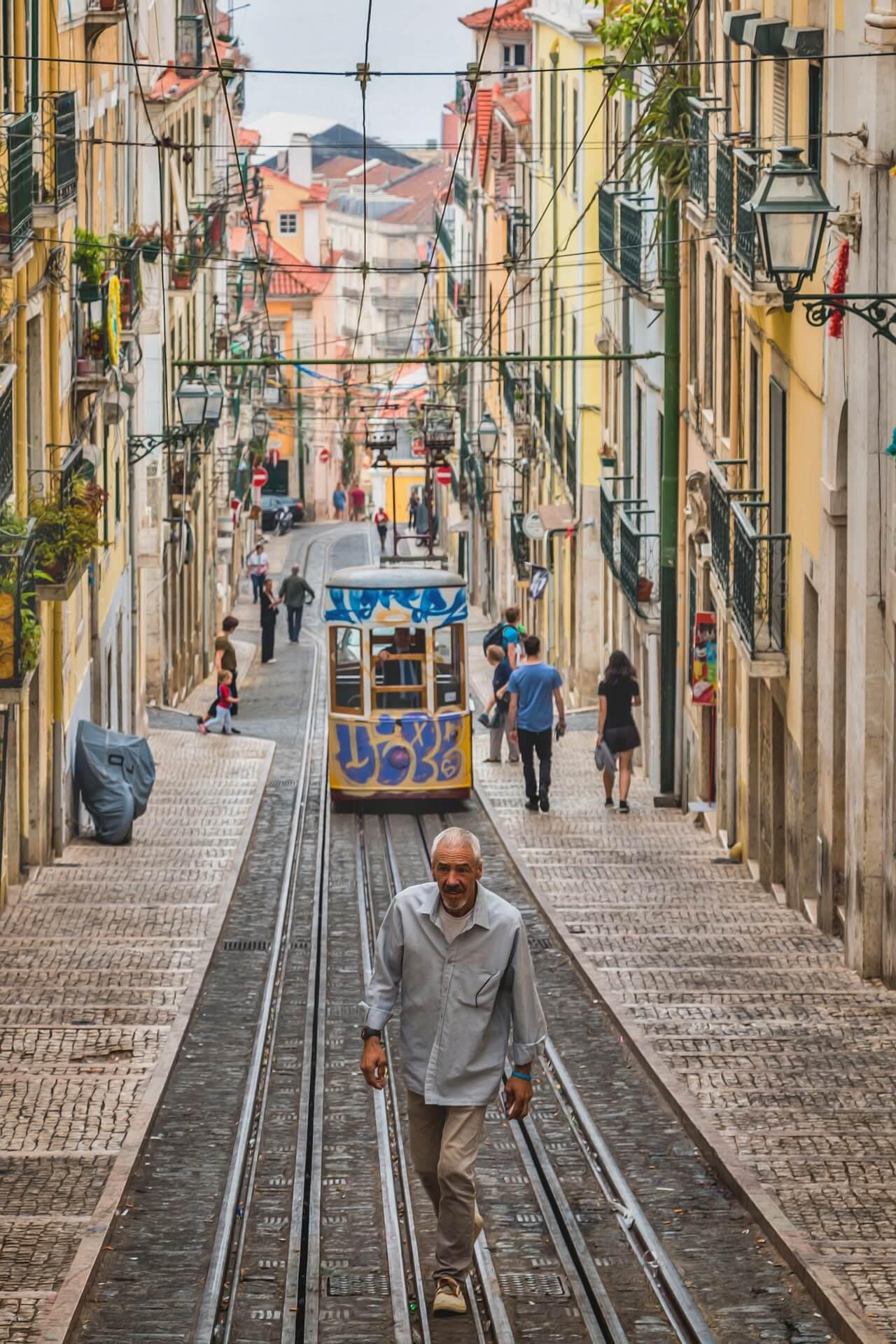 Rental Car in Lisbon 2