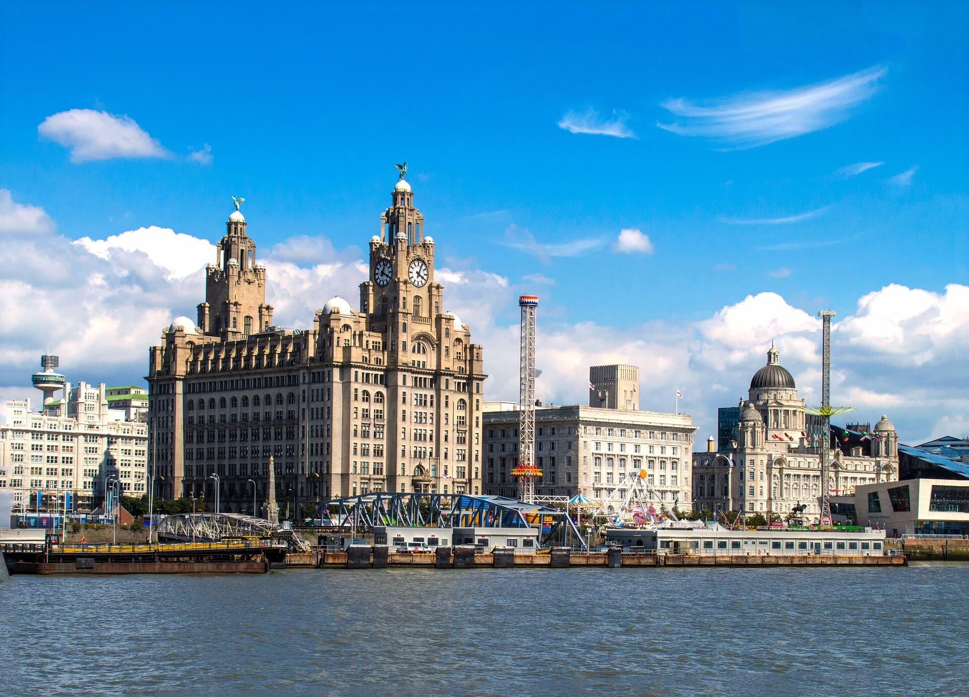 Rental Car in Liverpool 3