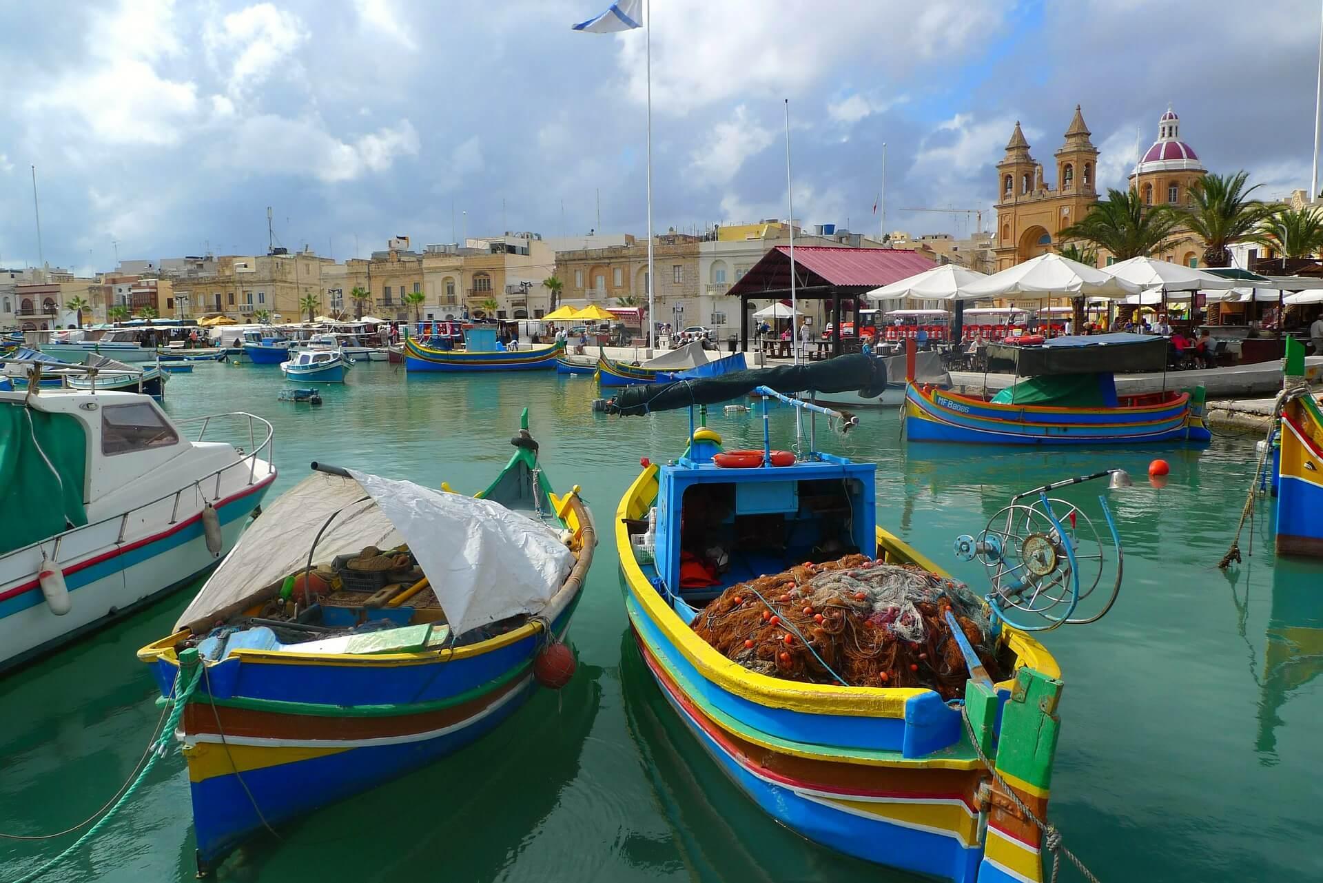 Rental Car in Malta 1