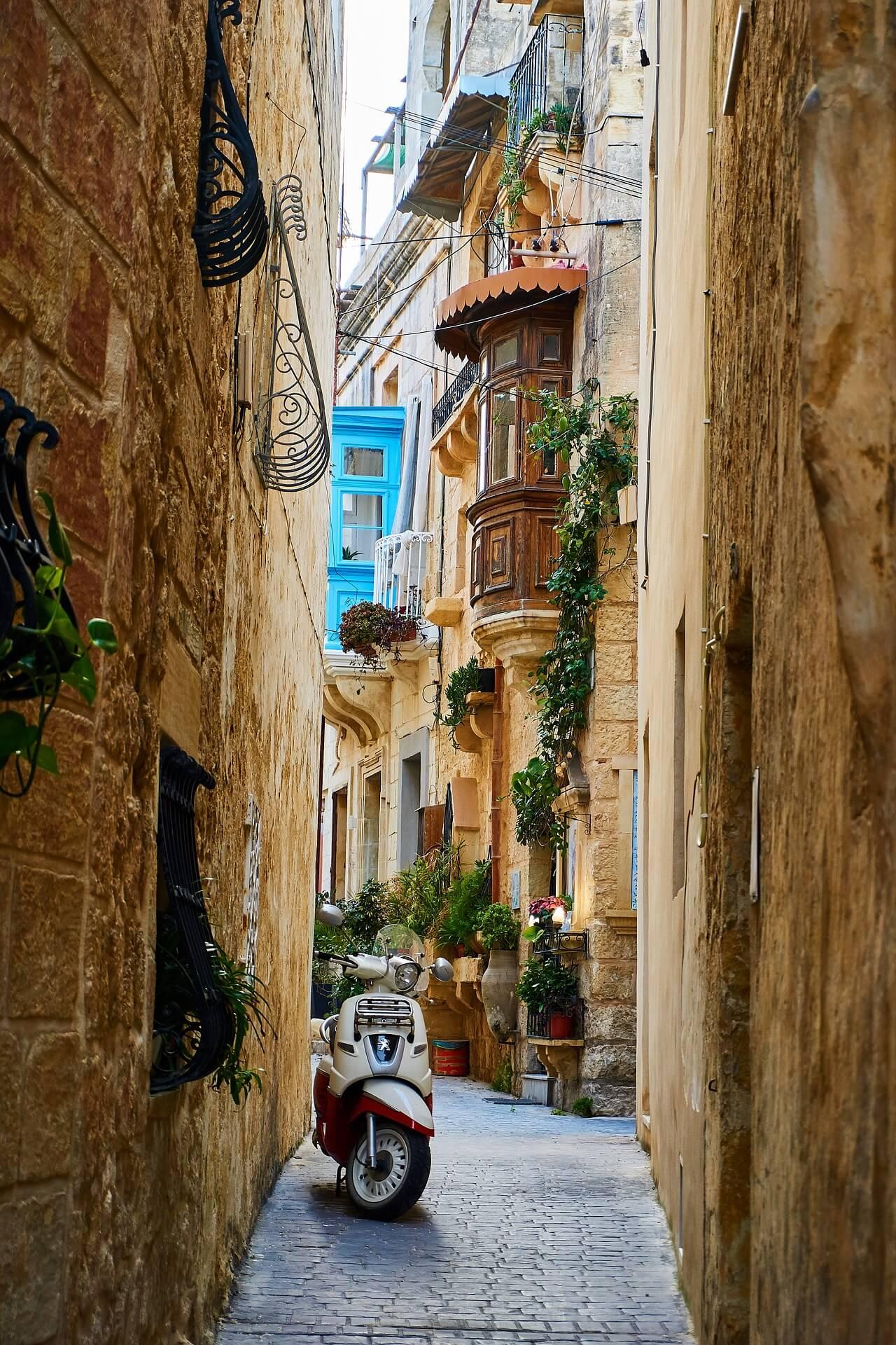 Rental Car in Malta 2