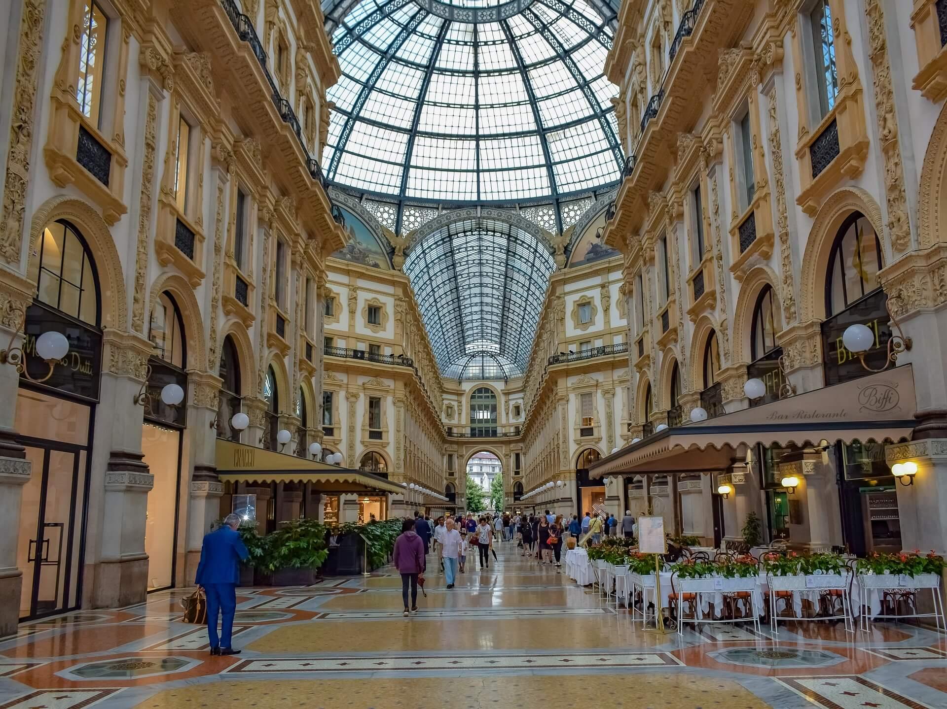 Rental Car in Milan 3