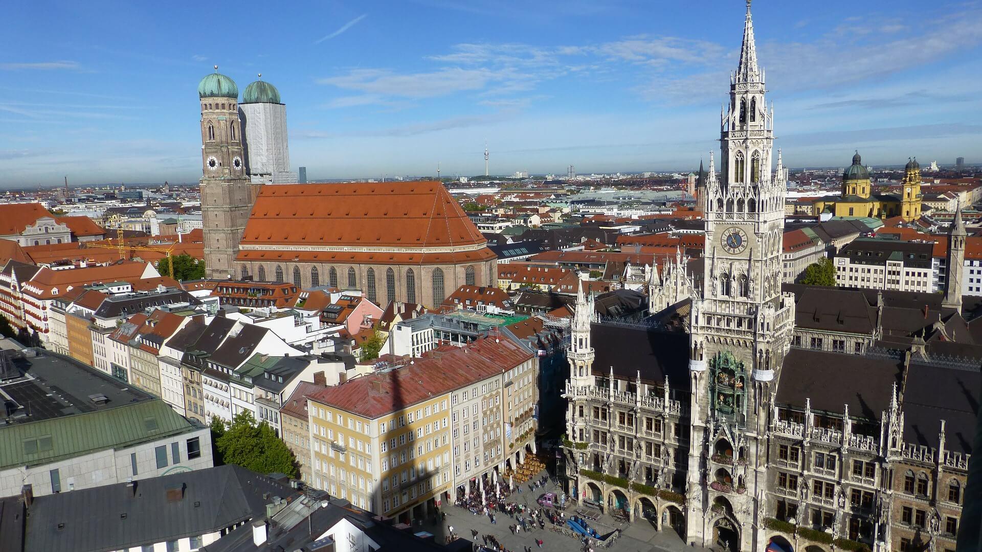 Rental Car in Munich 4