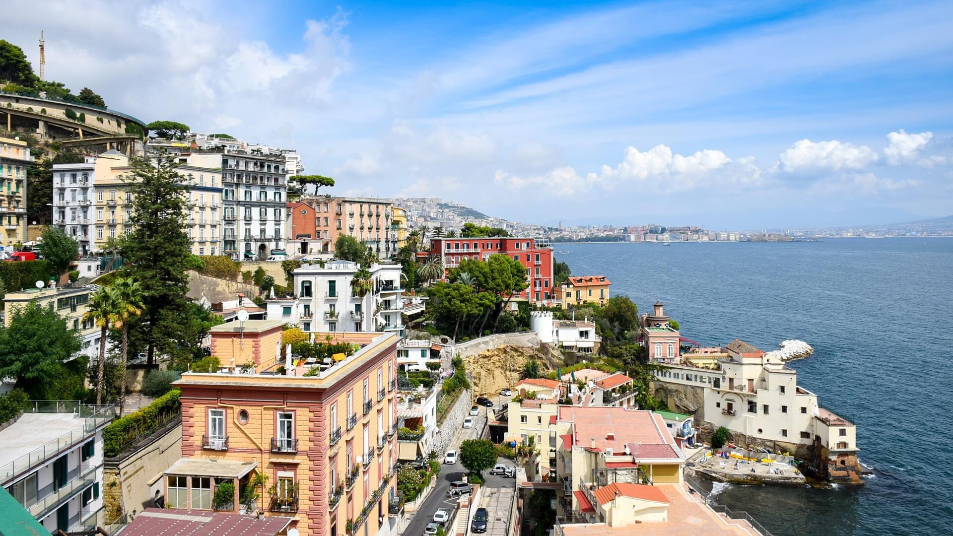 Rental Car in Naples 2