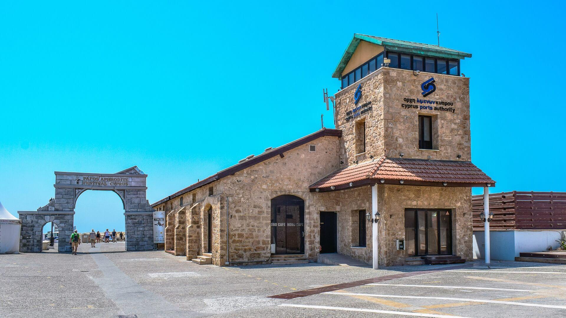 Rental Car in Paphos 1
