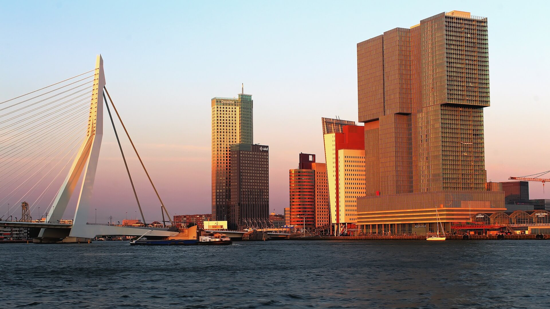 Rental Car in Rotterdam 2