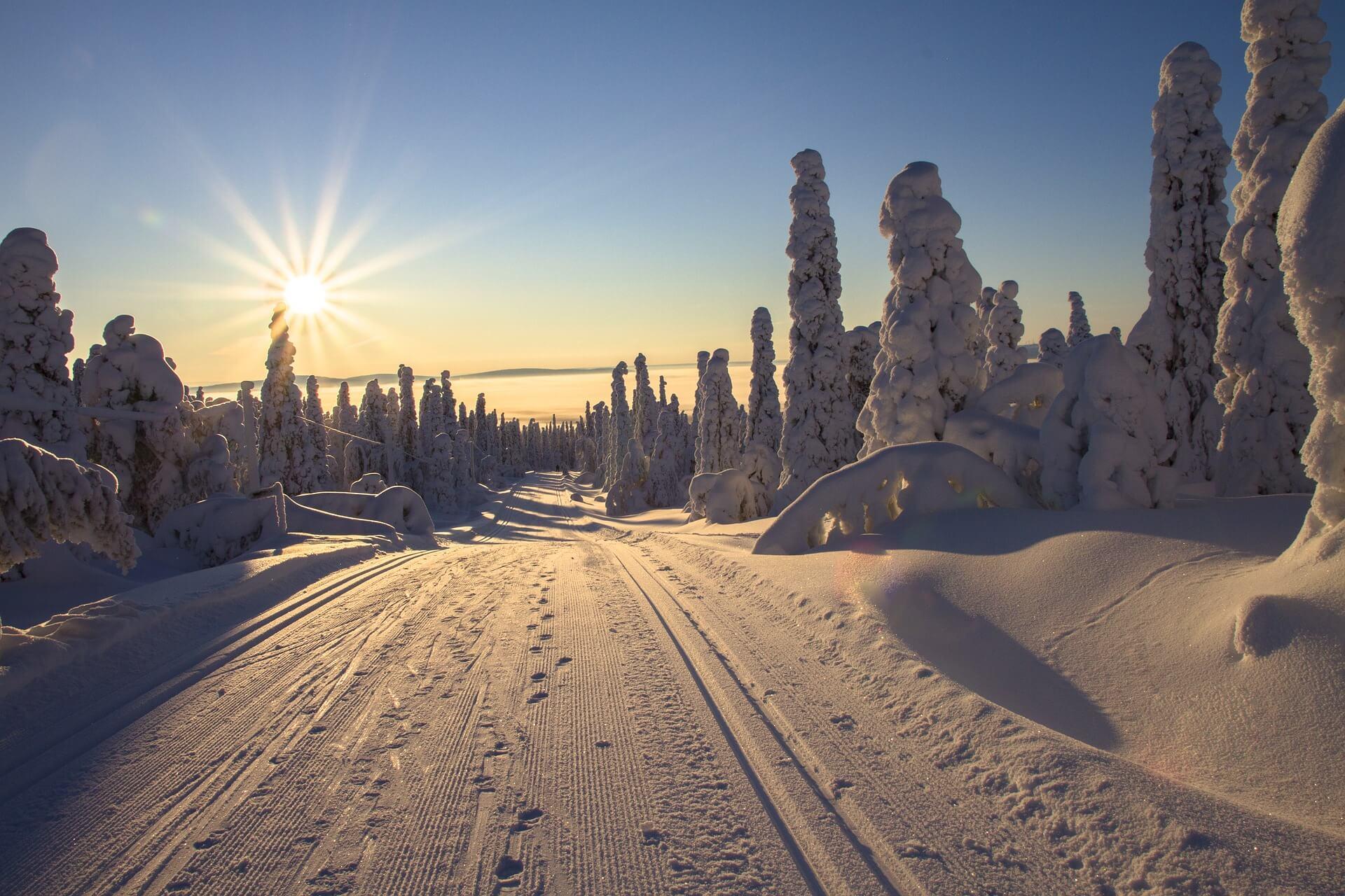 Rental Car in Rovaniemi 2
