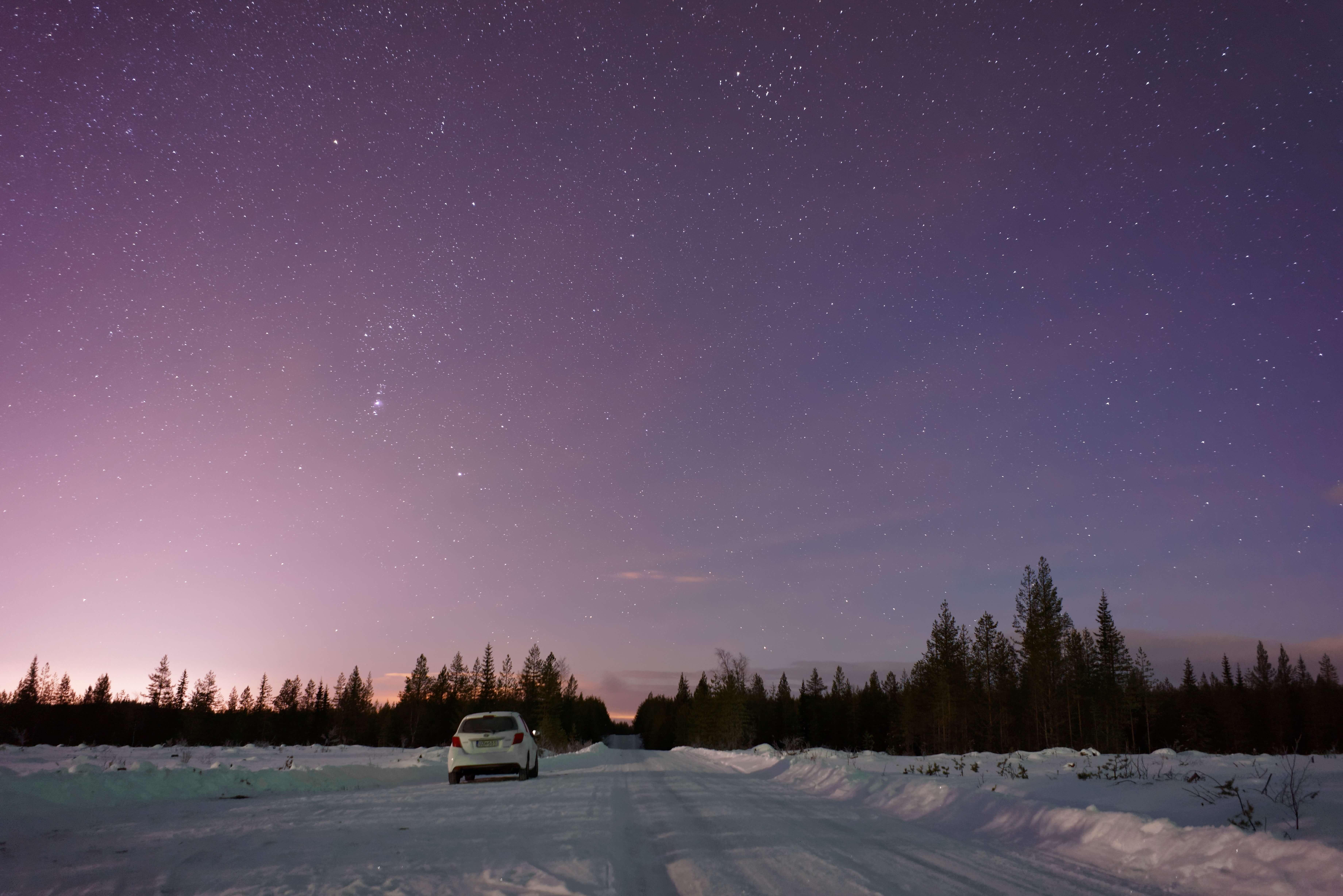 Rental Car in Rovaniemi 3