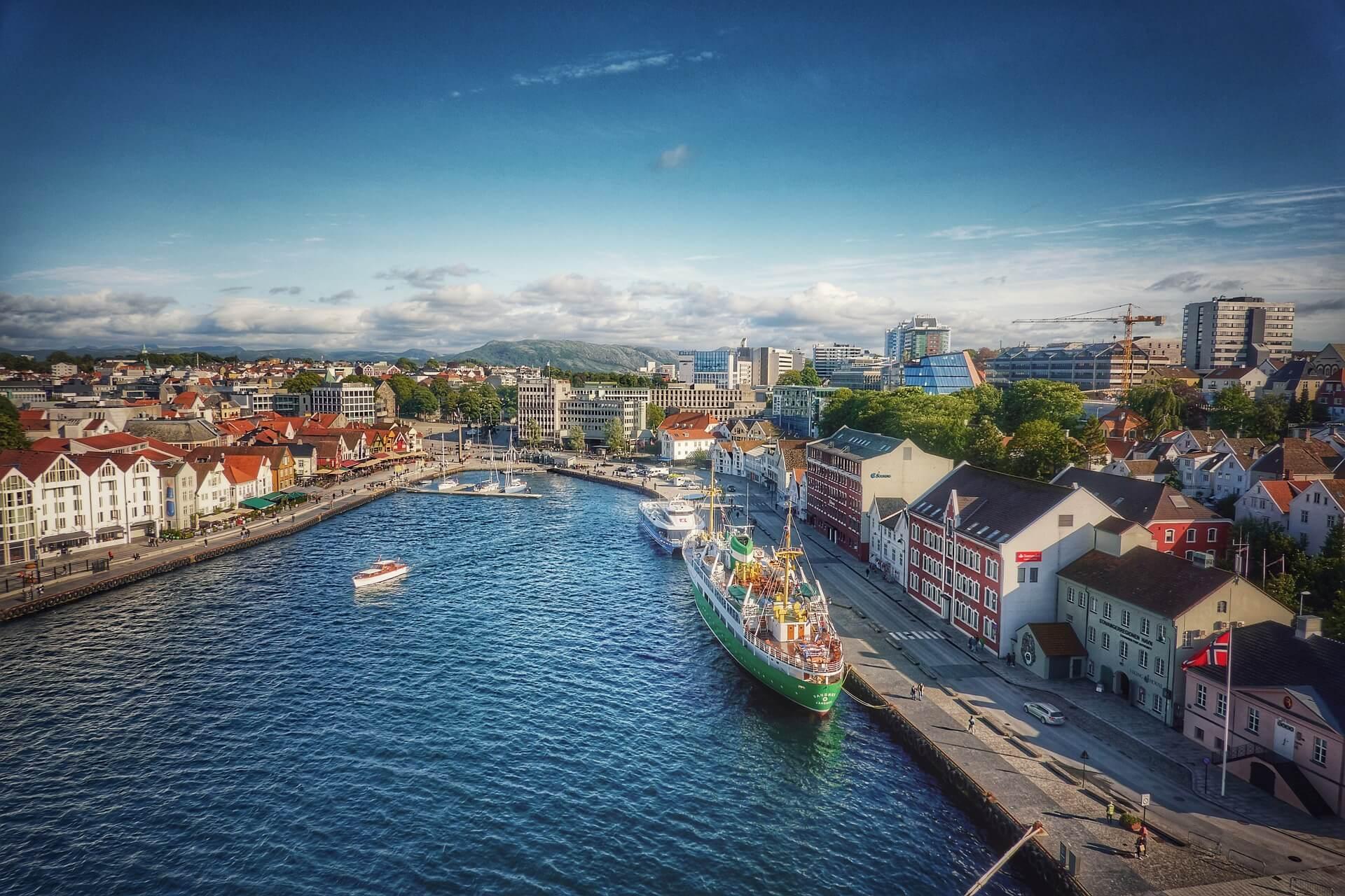 Rental Car in Stavanger 1