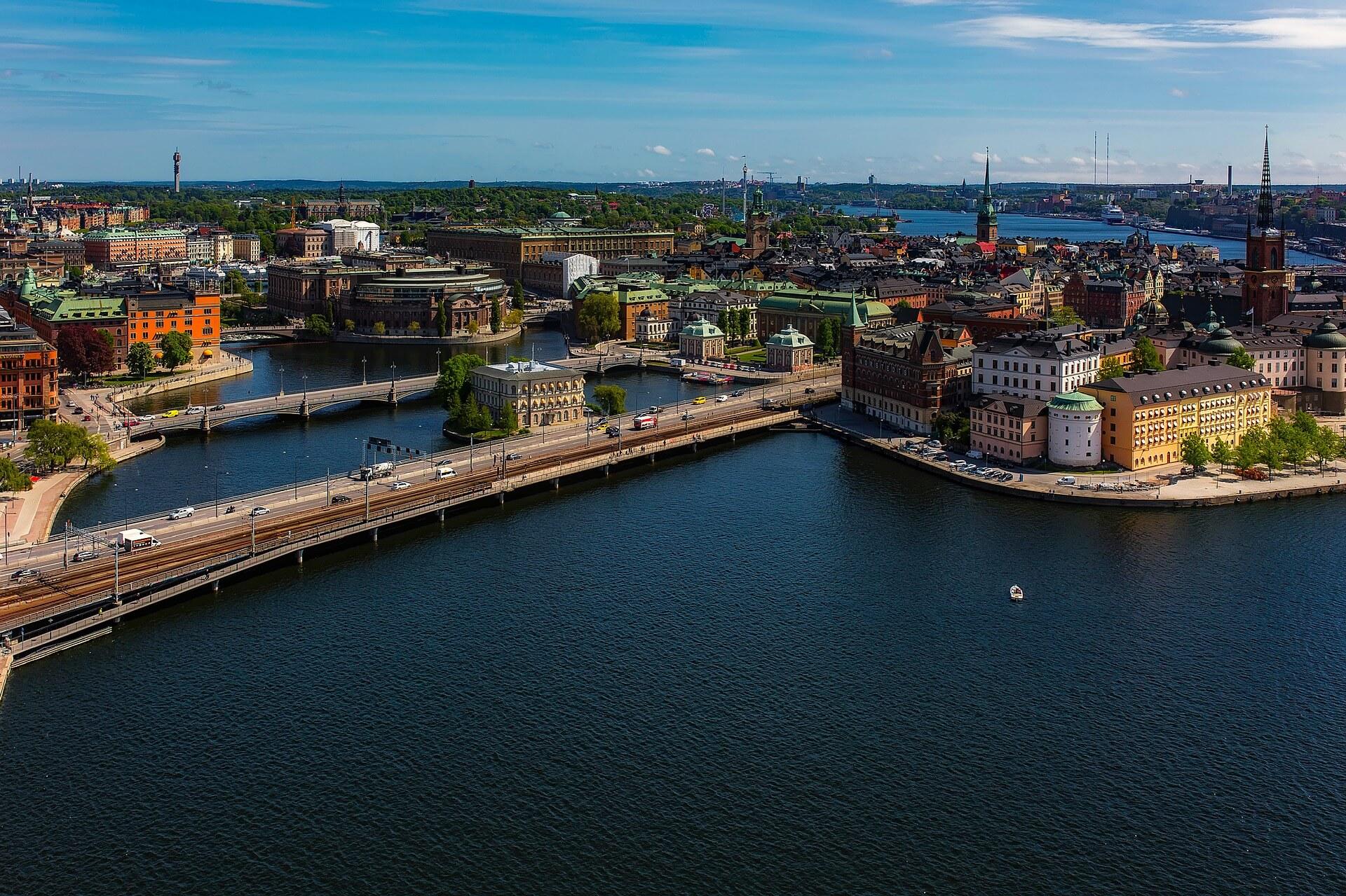 Rental Car in Stockholm 4