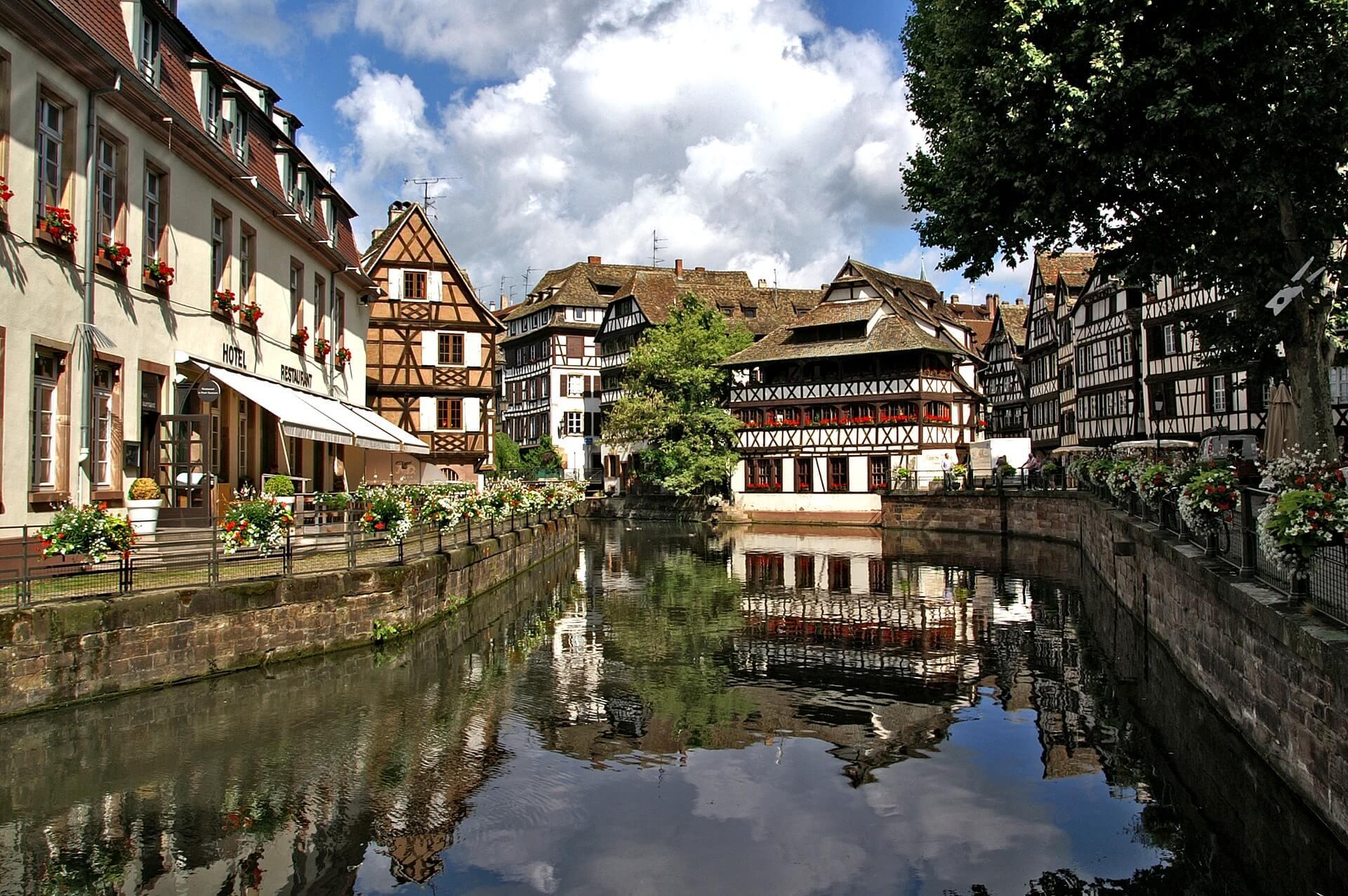 Rental Car in Strasbourg 1