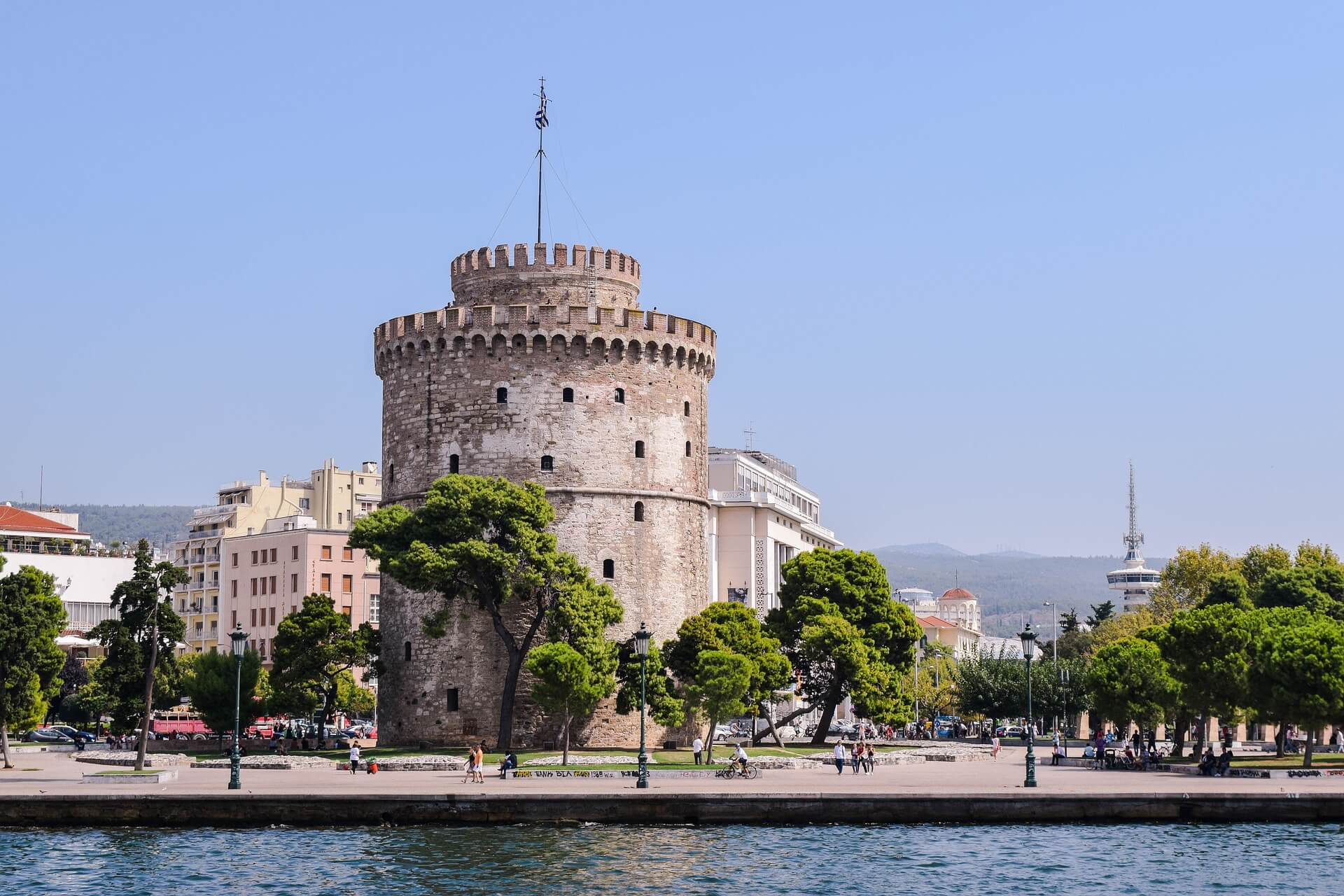 Rental Car in Thessaloniki 1