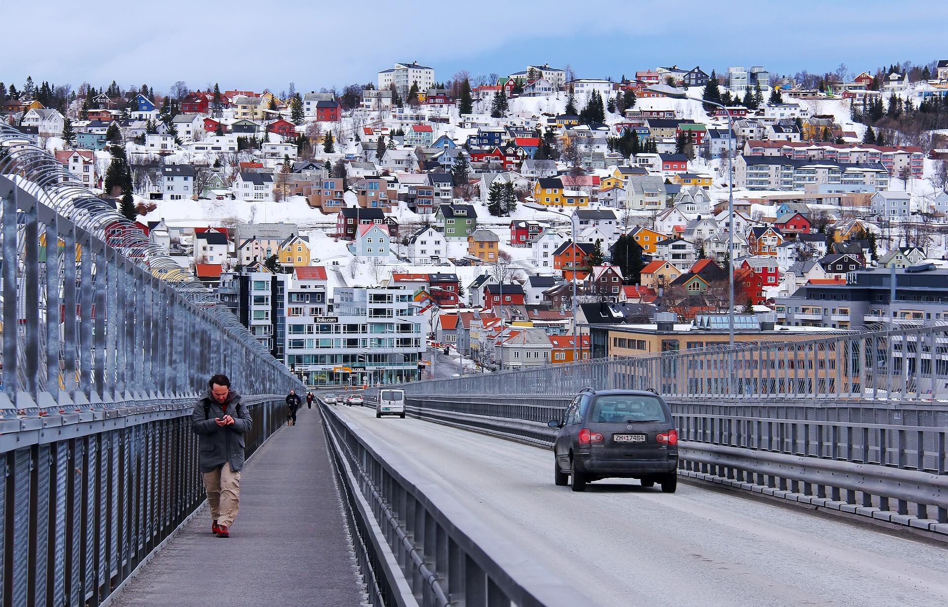 Rental Car in Tromso 1