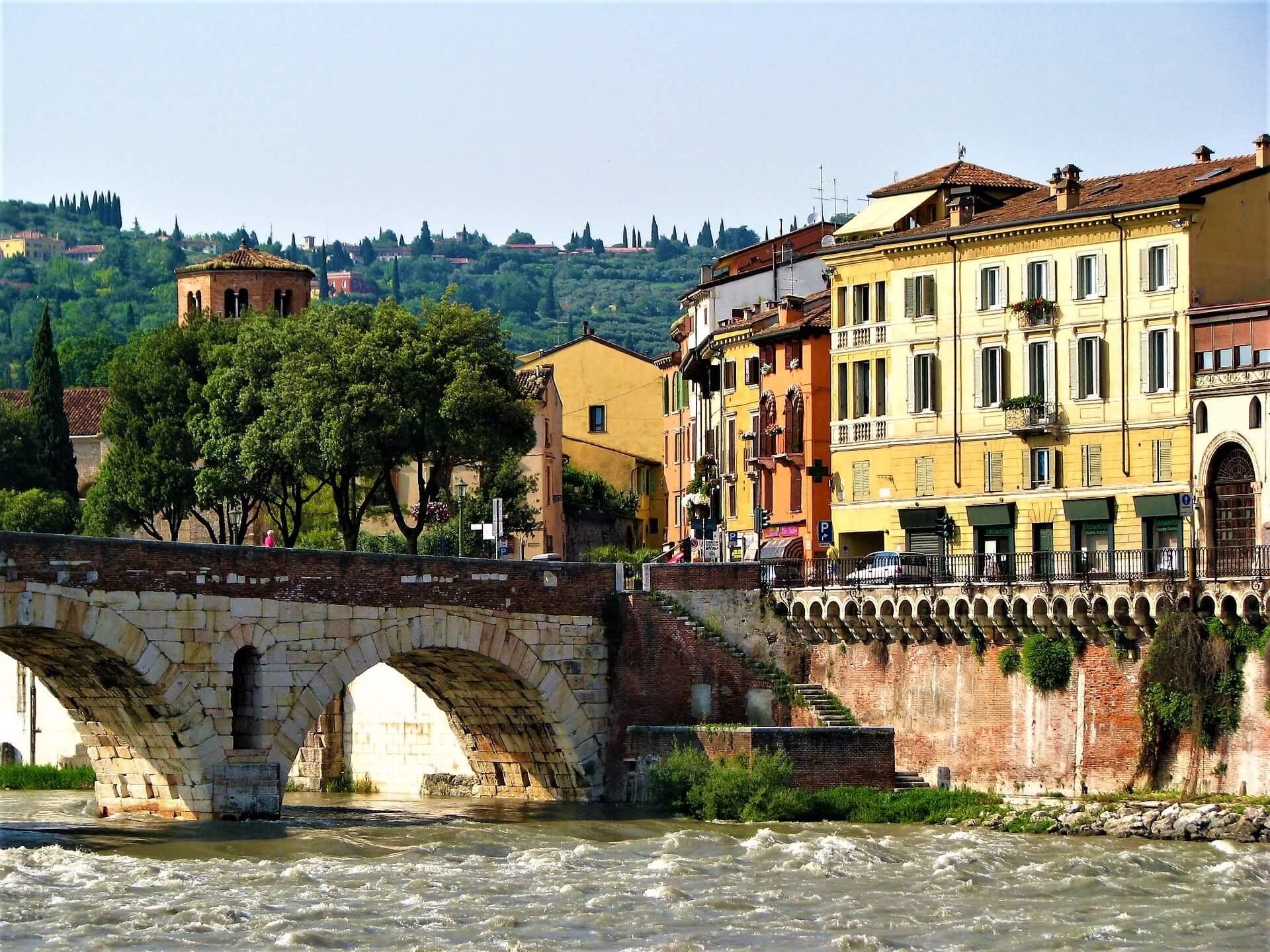 Rental Car in Verona 3