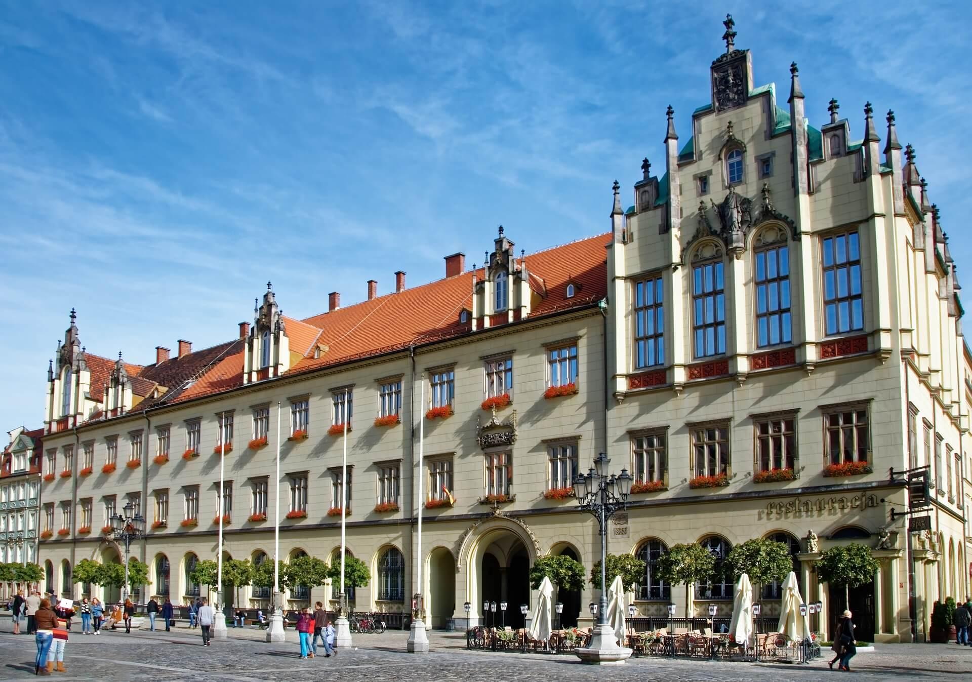 Rental Car in Wroclaw 3