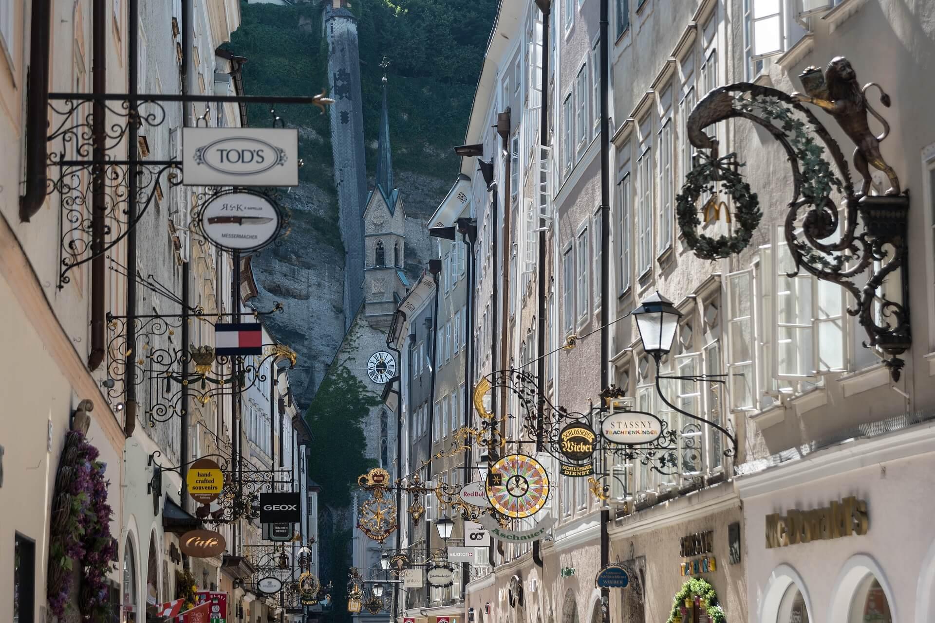 Rental Car in Salzburg 4