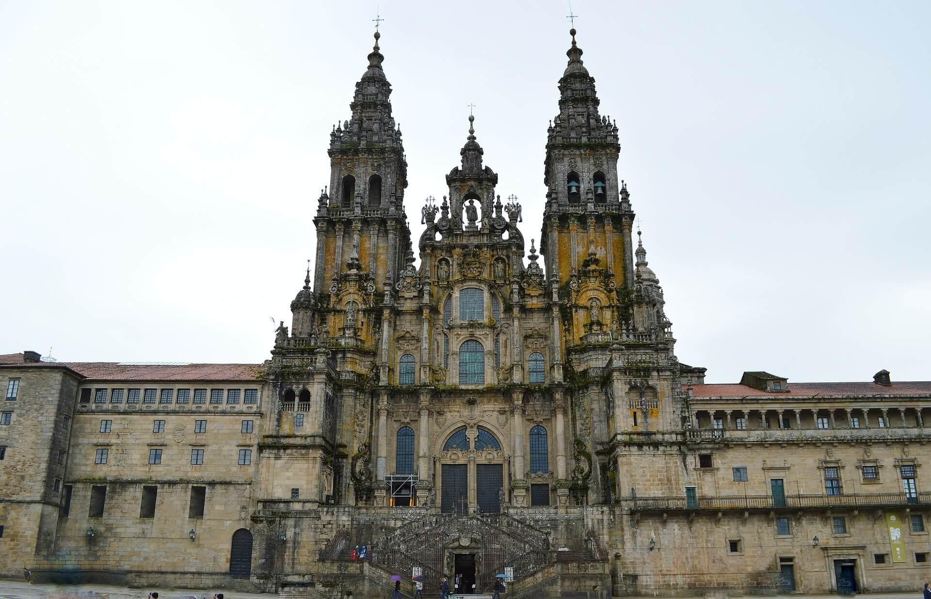 Rental Car in Santiago De Compostela 1