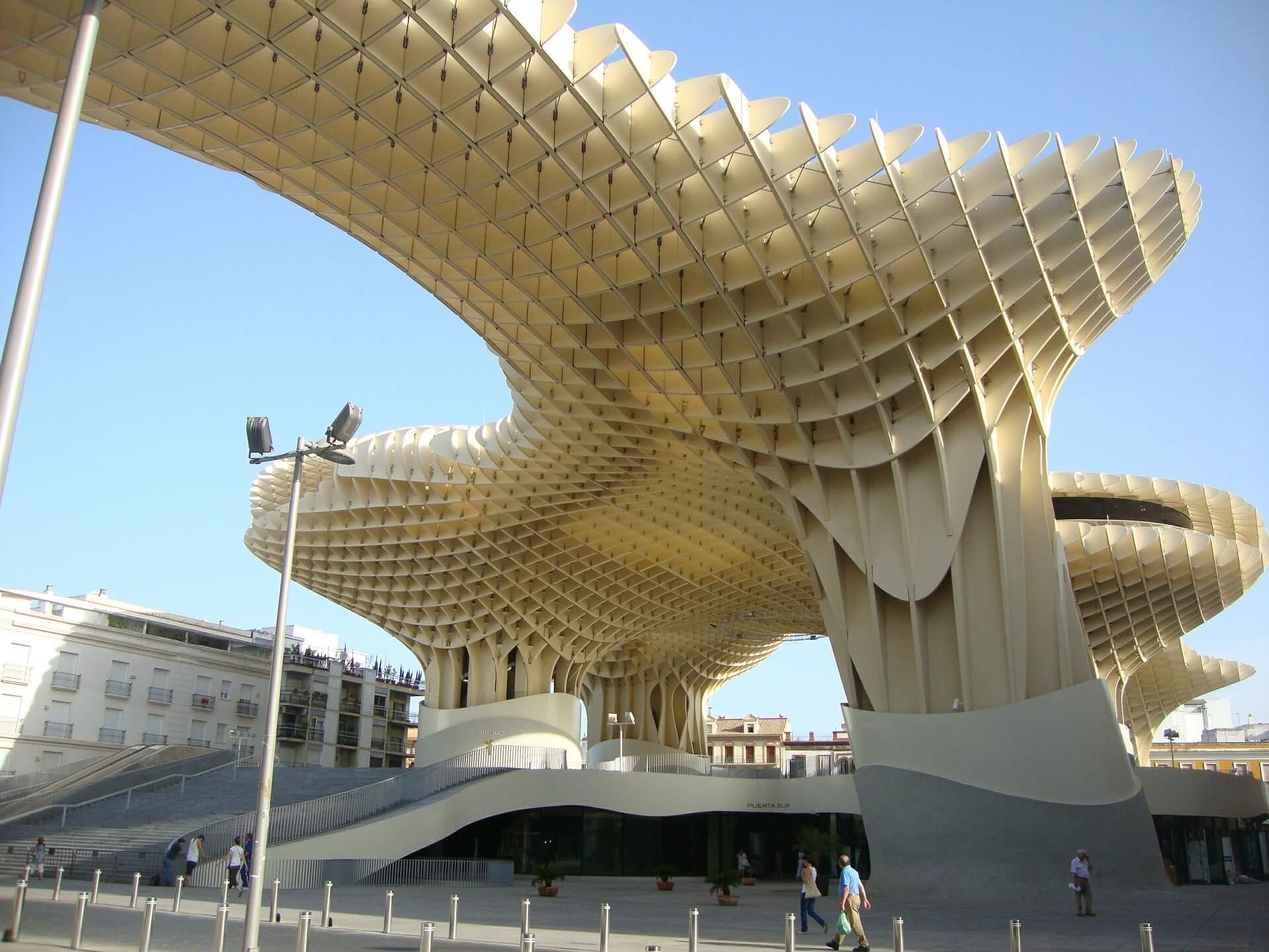 Rental Car in Seville 3
